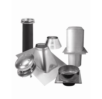 Stove Pipe And Chimney Pipe Kits