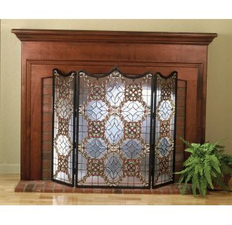 Fireplace Screens Spark Guards On Sale At Discount Prices Page 4