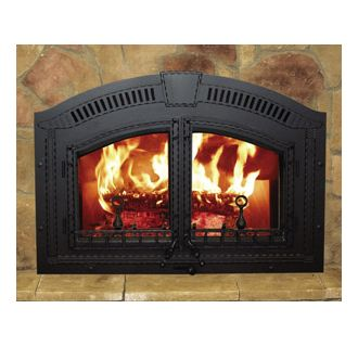 Wood Burning Fireplaces at VentingPipe.com