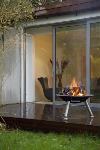 Fire Sense 60453 Grilltech Terrace Fire Pit