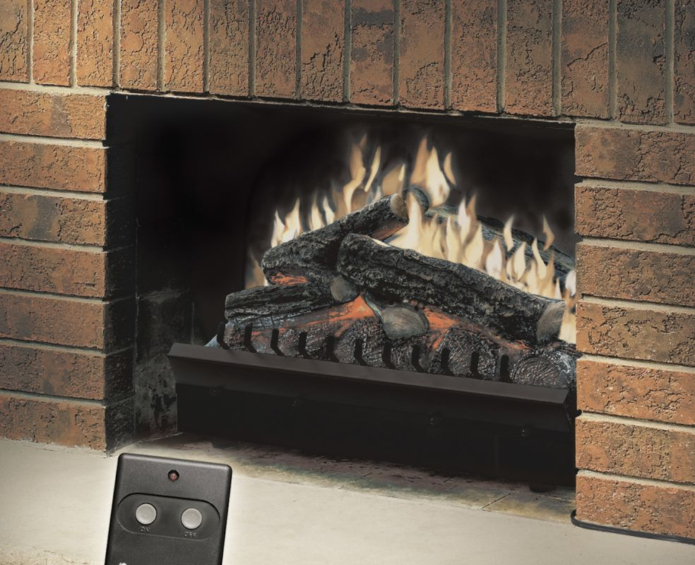 dimplex dfi23096a black 23 insert electric fireplace