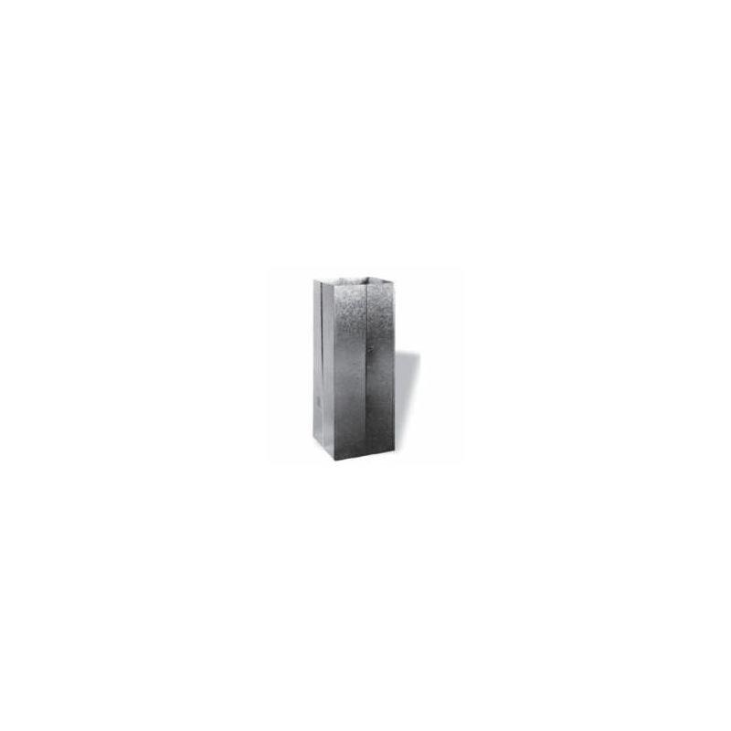 Duravent 6dp Ccs60 Galvanized 6 Inner Diameter Duraplus