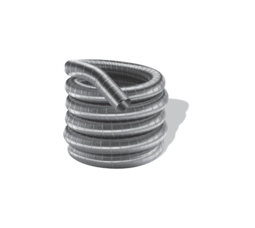 Duravent 4dfa 25 aluminum 4 inner diameter duraflex al for Liner diametre 4 50