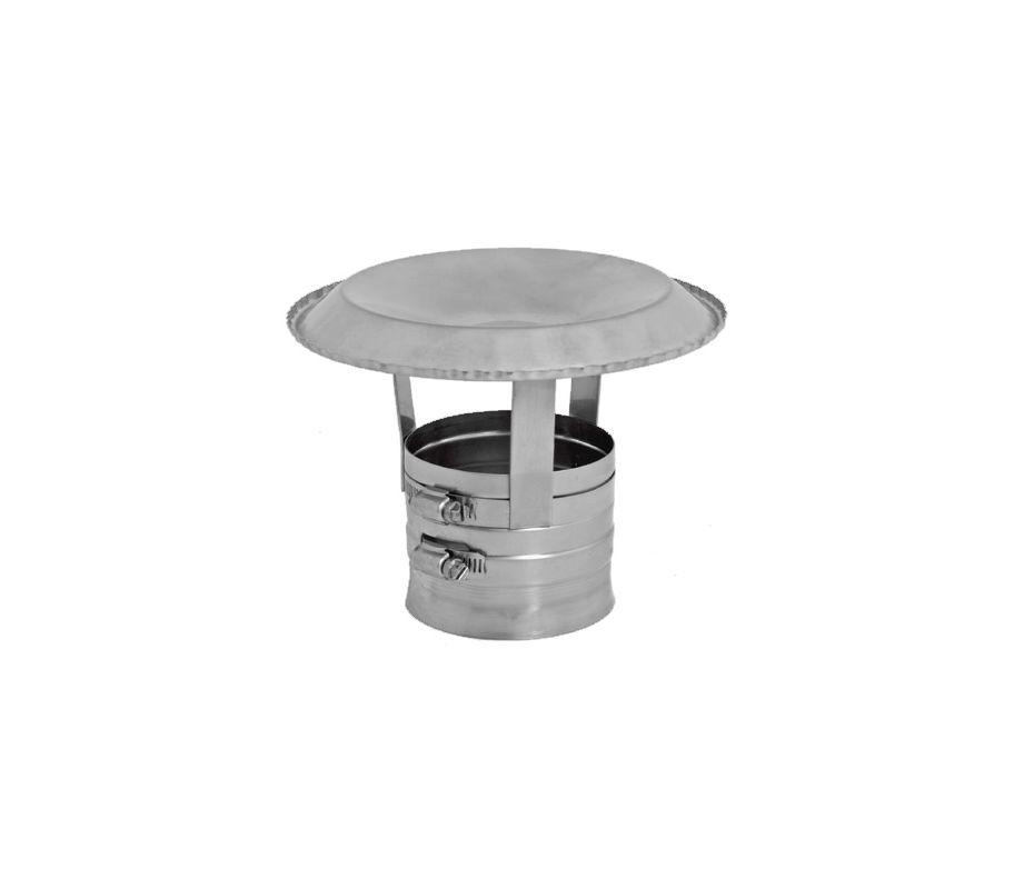 Duravent 11vft Rcsc Stainless Steel 11 Quot Inner Diameter Ventinox Flexible Liner Chimney