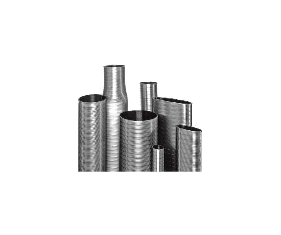 Duravent 5vft X5 Stainless Steel 5 Quot Inner Diameter