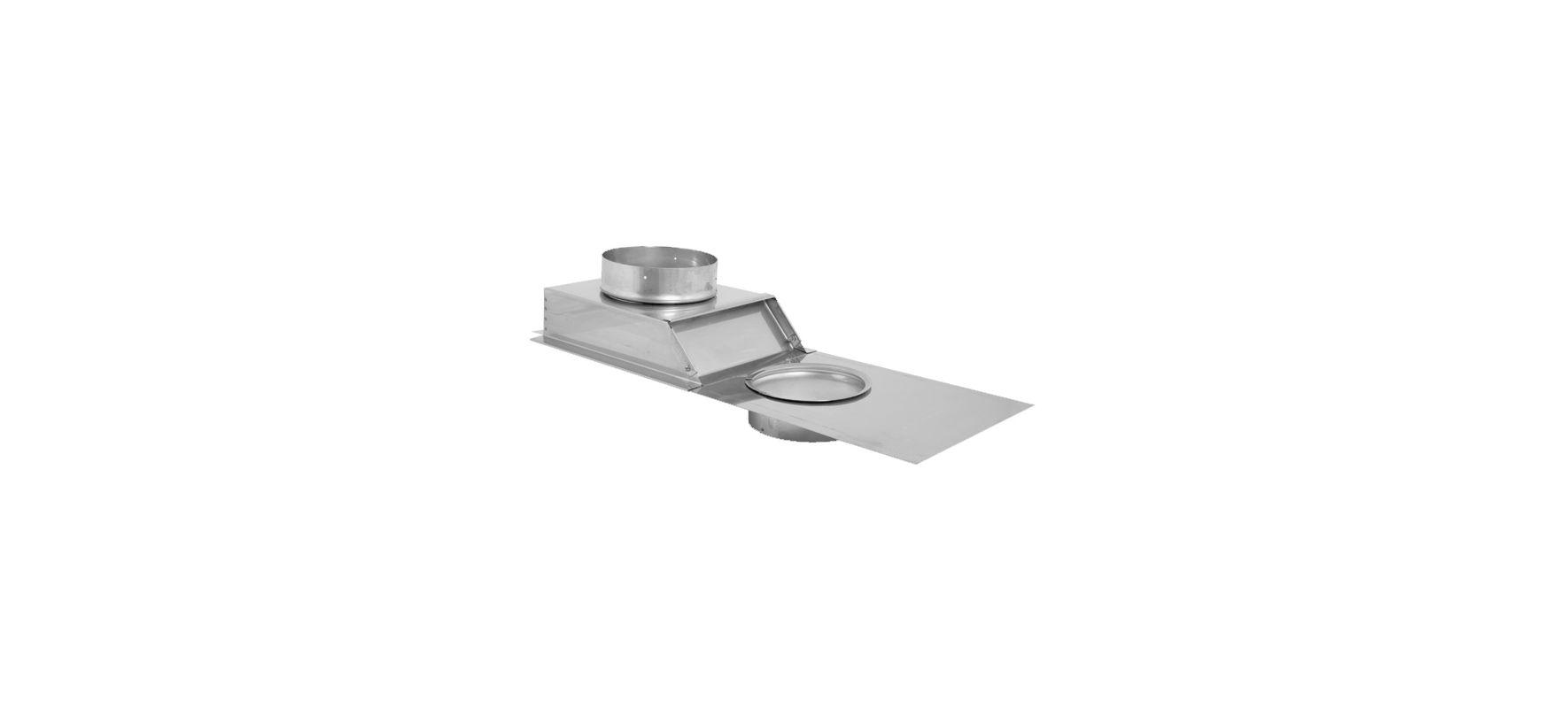 Duravent 6vft Adsl Stainless Steel 6 Quot Inner Diameter