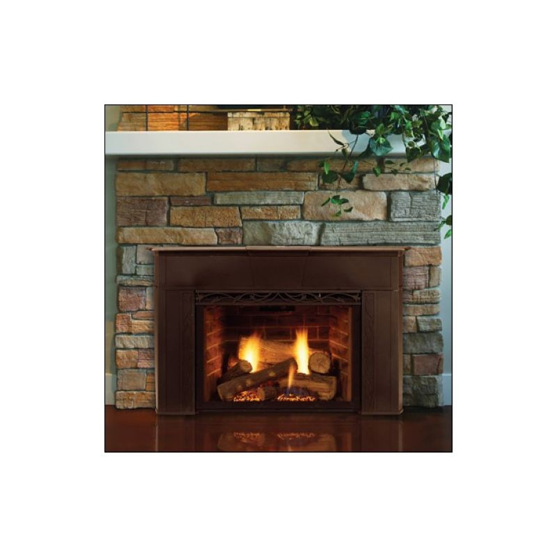 Majestic Wdvp600ntsc Black Gas Majestic Wdv600ntsc 60 Wide Direct Vent Natural Gas Fireplace