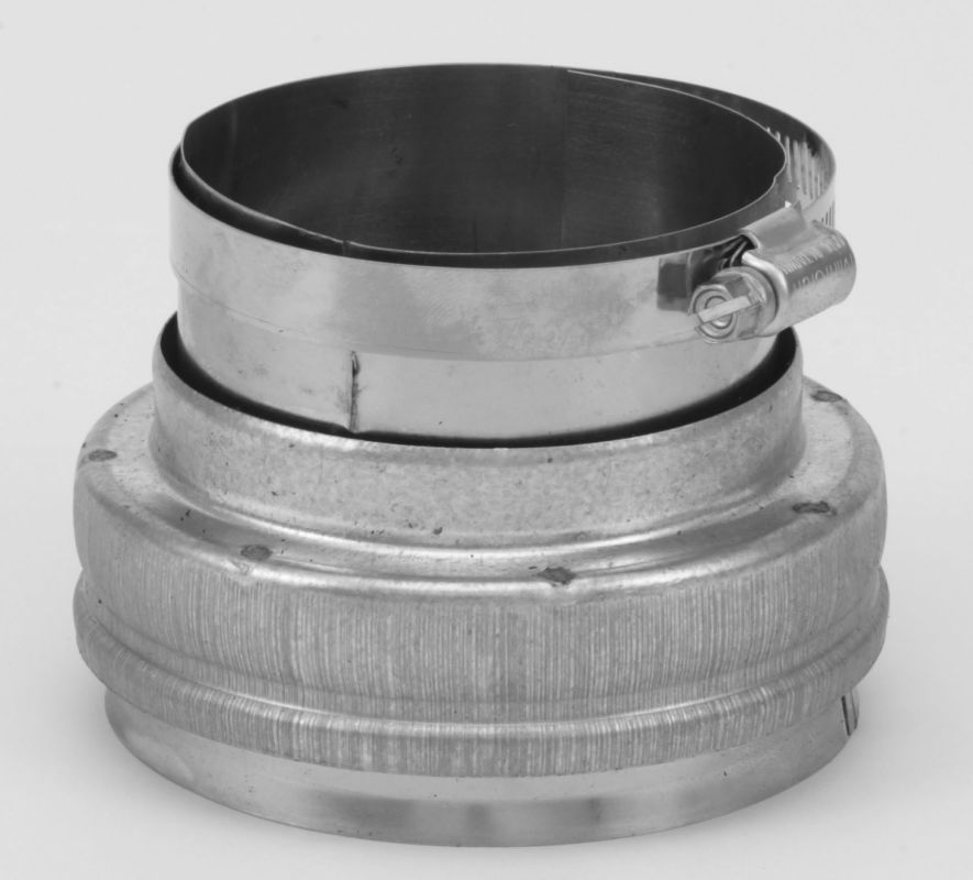 Metalbest 243241 Stainless Steel Galvanized Steel