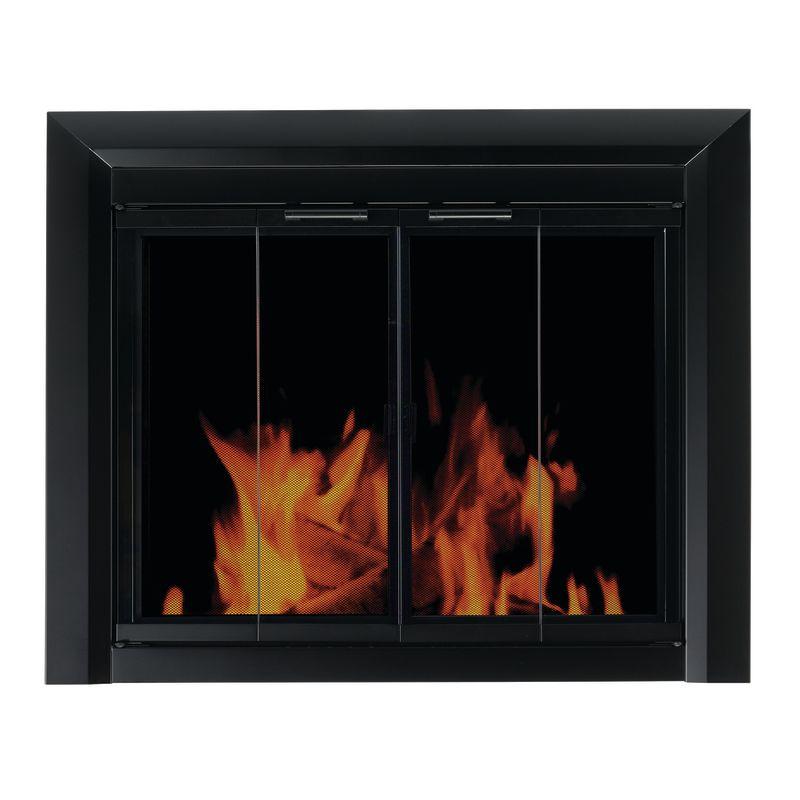 Pleasant Hearth CM-3012 Black Fire Screens Pleasant