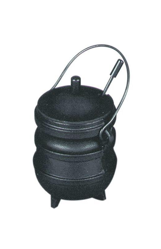 Uniflame C1138 Black Bin Uniflame C1138 Classic Style Black Firepot image